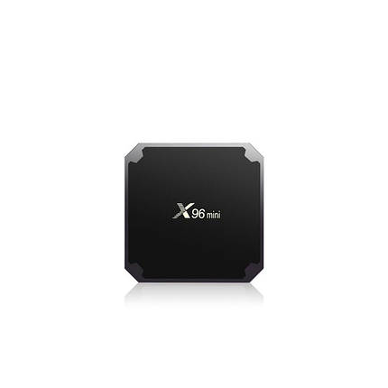 Смарт ТВ Приставка X96 Mini S905W 2/16- Smart Tv Box Андроид, фото 2