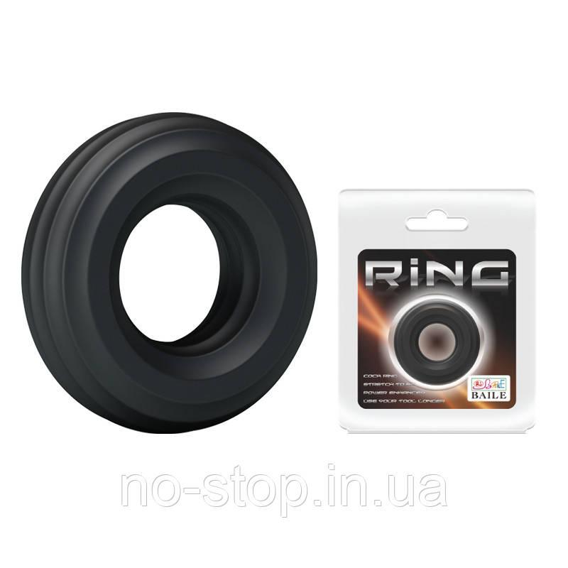 Эрекционные кольца Ring Black