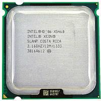 Процессор Intel Xeon X5460 4-ядра 3.16GHz SLANP С0 для LGA775 + термопаста GD900