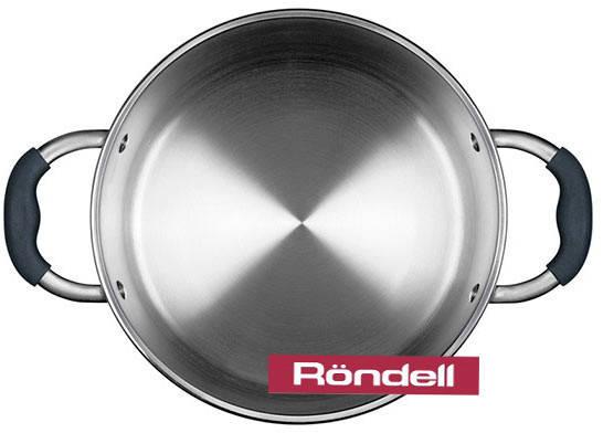 Кастрюля RONDELL STERN (3.9 л) 20 см (RDS-010), фото 2