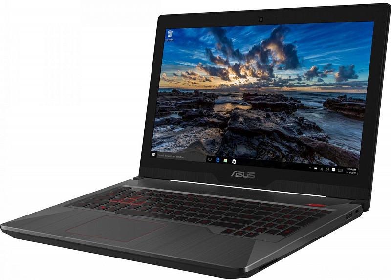 Игровой ноутбук БУ 15.6 (1920x1080)  Intel Core i5-7300HQ (4x2.5GHz)  Geforce GeForce 1050, 2GB RAM 8GB HDD 1TB БУ