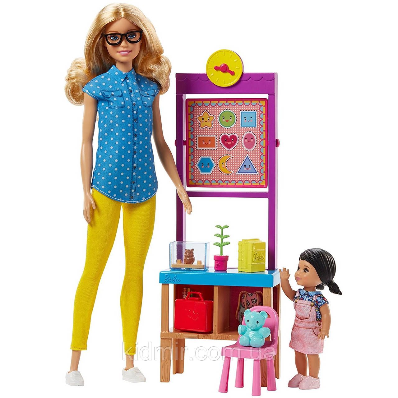 Кукла Барби Учитель Barbie Teacher FJB29