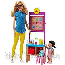 Набор Барби Учитель и ученица из серии Профессии Barbie Teacher