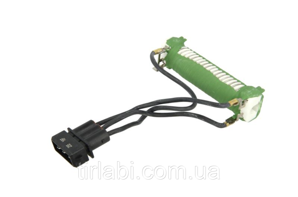 Резистор печки, потенциометр