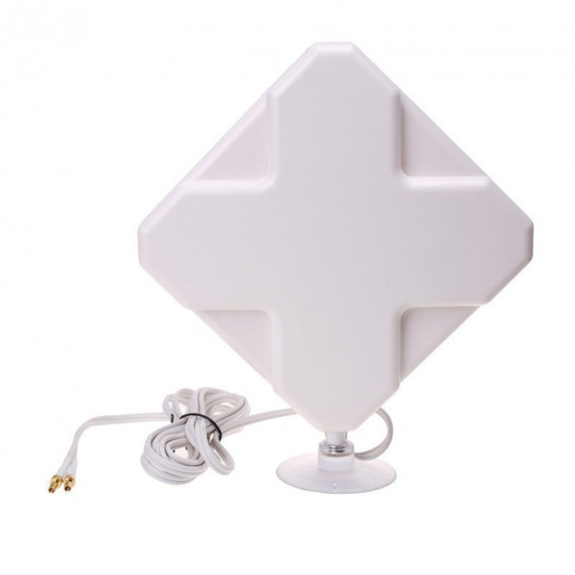 "3G / 4G LTE антенна ""Ромб""  MIMO 5dBi"