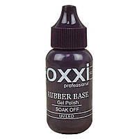 OXXI Professional GRAND Rubber BASE, 30 мл