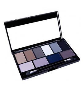 Набор теней для век M-460 Malva Cosmetics Eye Shadow Set Secret World