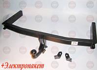Фаркоп съемной  - Volkswagen Transporter T4 (1996-2003) VasTol