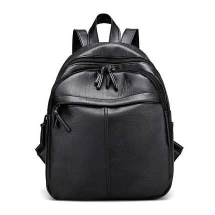 Рюкзак женский Cathy черный, фото 2