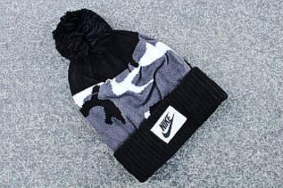 Шапка зимняя Nike / SPK-400 (Реплика)