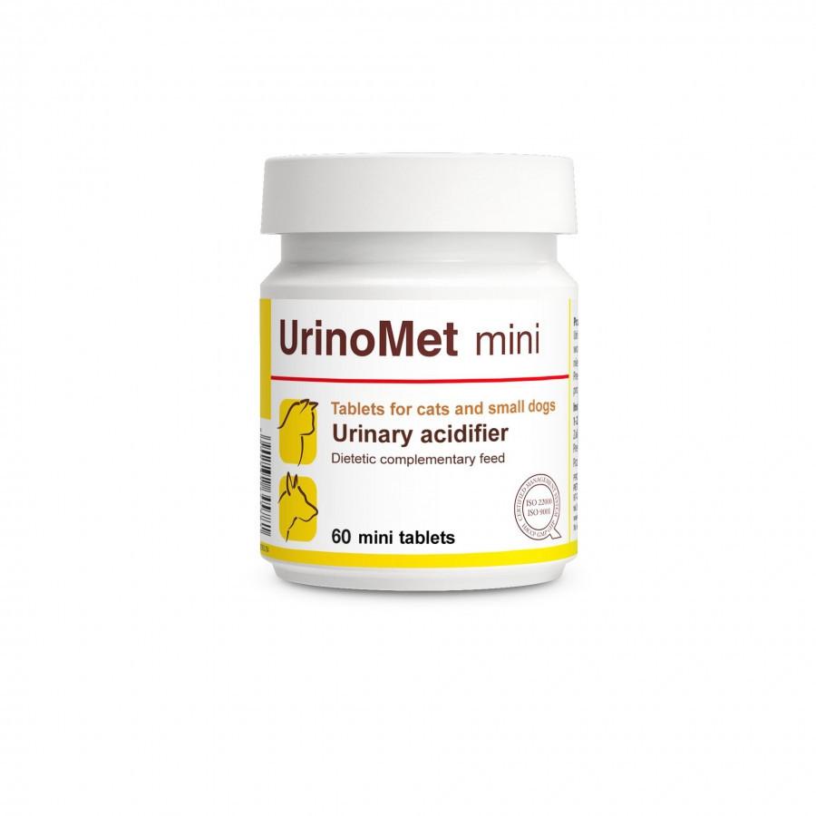 Долфос УриноМет мини (Dolfos UrinoMet mini) для мелких пород собак и кошек, 60 табл., 22 гр.