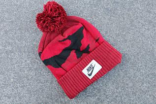 Шапка зимняя Nike / SPK-401 (Реплика)