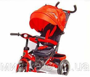 T400 CROSSER Air дитячий велосипед триколісний помаранчевий