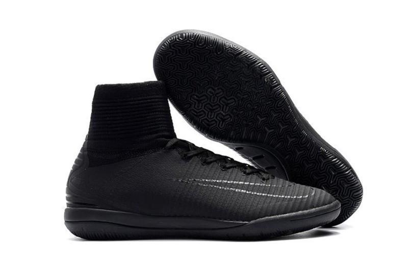 Сороконожки Nike MercurialX Proximo II black