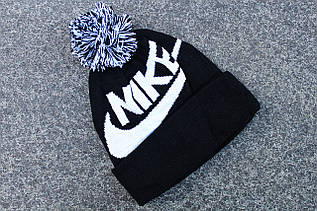 Шапка зимняя Nike / SPK-402 (Реплика)