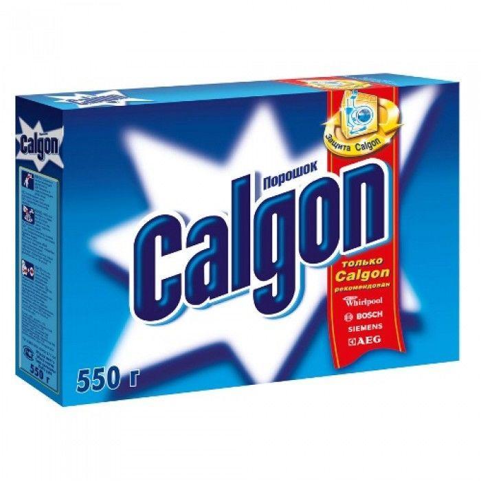 1+1 CALGON 500г+500г (-б/к) для стиральных машин