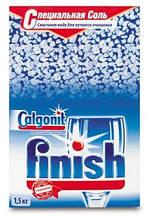 Соль  для посудомоечных машин 1,5кг CALGONIT Финиш