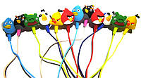 Наушники angry birds 6 видов