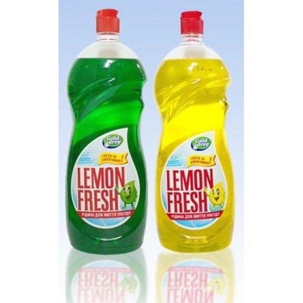 Моющее средство для посуды 1,5л FRESH lemon