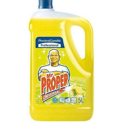 Средство для пола Mr. PROPER 5л лимон универсальное