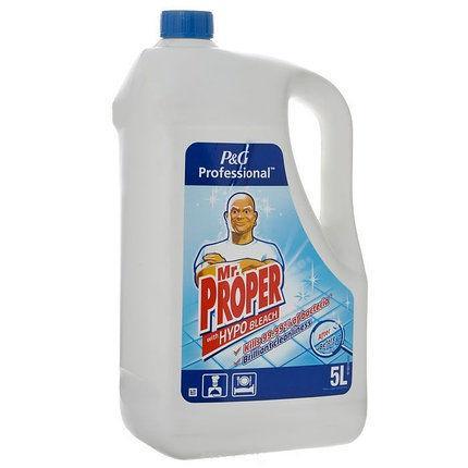 Mr. PROPER-белый 5л с Дезинфецирующими свойстами универсальное средство для пола, стен