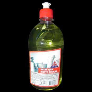 Средство для мытья посуды Z-BEST лимон 500мл 49061