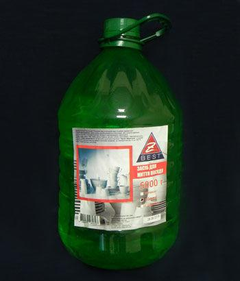 Z-BEST Укр-З яблоко моющее средство для посуды 5л