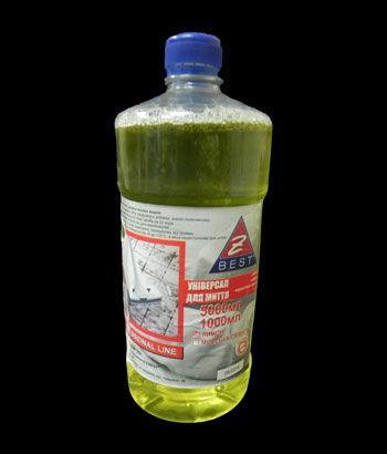Z-ВЕST 1000мл универсал средство для пола лимон (тип Пропер)