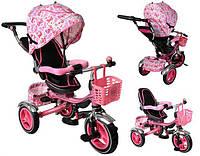 Детский трехколесный велосипед Kruzzel