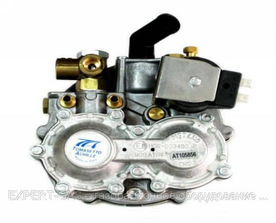 Редуктор Tomasetto АТ04 свыше 140 Hp 2-е поколение метан