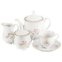 Сервиз чайный Rococo Pink 12 персон YM00-00001918