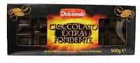 Черный Шоколад Dolciando Cioccolato Extra Fondente 500г