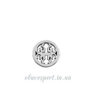 Декор мелкий 18 мм Серебро, фото 2