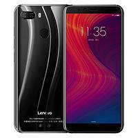 "Смартфон Lenovo K5 Play 3/32Gb Black, 13+2/8Мп, Snapdragon 430, 2sim, 5.7"" IPS, 3000мАч, GPS, 8 ядер, 4G"