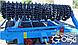 Каток зубчато-шпоровой гидрофицированный  КЗШ-6Г-01, фото 2