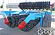 Каток зубчато-шпоровой гидрофицированный  КЗШ-6Г-01, фото 3