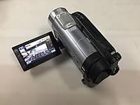 Видеокамера Sony DCR-DVD710E запись на DVD и флешку, фото 1
