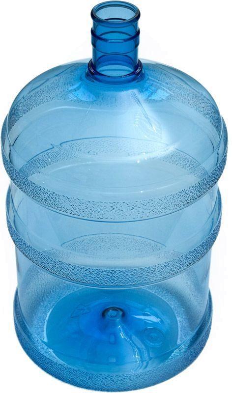 Бутыль для воды 19 литров поликарбонат без ручки