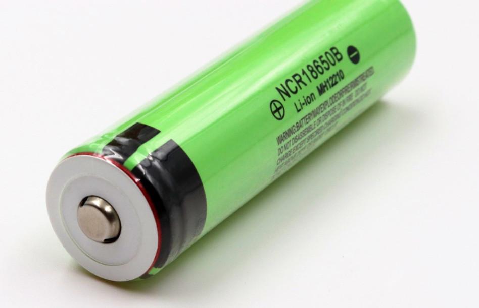 Качественный аккумулятор Panasonic NCR18650B 3400mah 3.7V с защитой