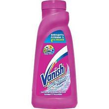 Пятновыводитель для цветных тканей ВАНИШ жидкость 450мл Розовый