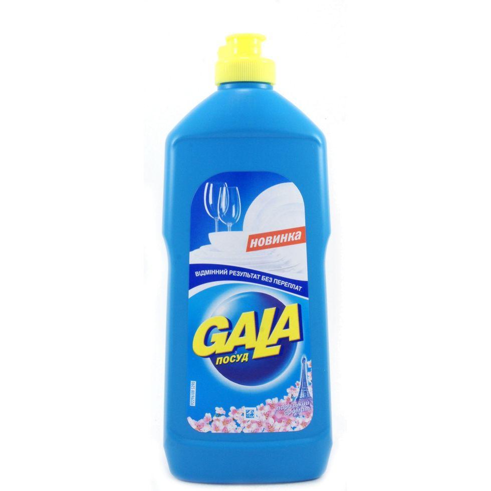 Средство для посуды ГАЛА 500г Парижский аромат