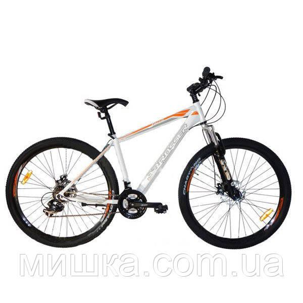 """Велосипед горный Crosser Faith*19 29"""" белый"""