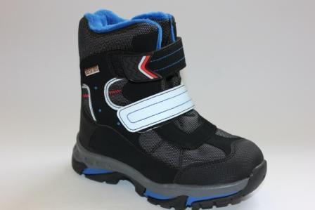 1776d690d Детские зимние термо ботинки для мальчиков 32,34,36р. - Интернет-магазин