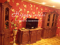 Комплект Гостины, ( Шкаф(буфет), угловий шкаф і комод
