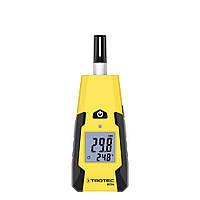 Термогигрометр Trotec BC06 (-20 °C...+60 °C; 0-100%) точка росы DEW, Т(°C) мокрого термометра WB. Германия