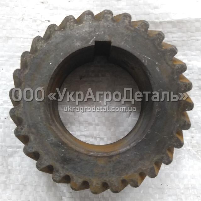 Шестерня валу колінчастого Д-65 ЮМЗ Д03-005 (спеціальна) Z-28
