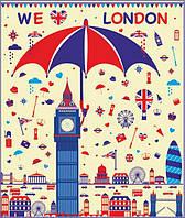 "Лепбук ""Ми любимо Лондон"". Нова українська школа."