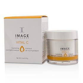 IMAGE Skincare Ночная увлажняющая маска Vital C, 57 г