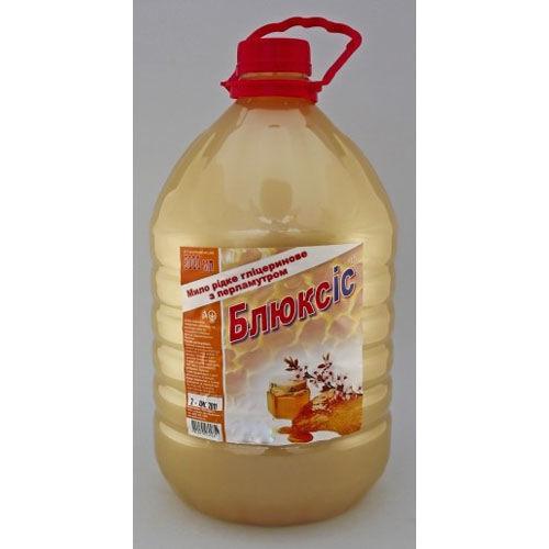 Жидкое мыло Блюксис мёд 5л Укр.