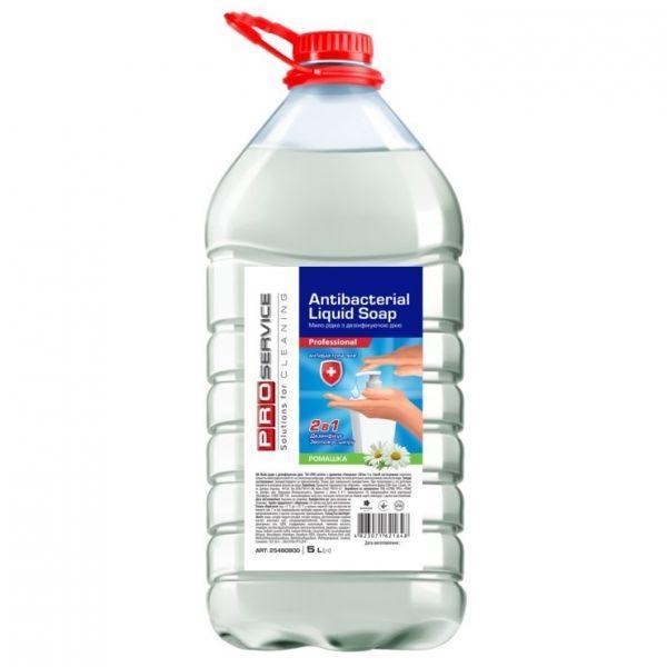 Жидкое-мыло РRO-25471220 глицерин+ромашка 5л